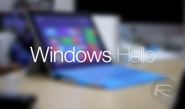Windows 10 permitirá iniciar sesión con datos biométricos | RevoluTegPlus