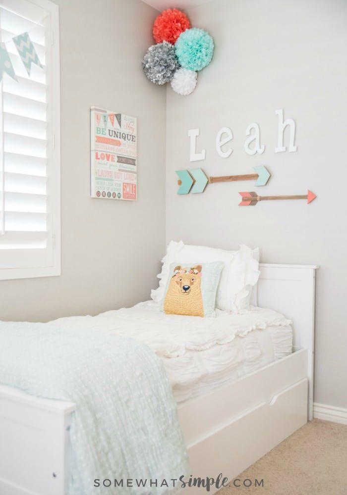 Tween girl bedroom decor perfect bedroom girls bedroom - 10 by 10 room ...