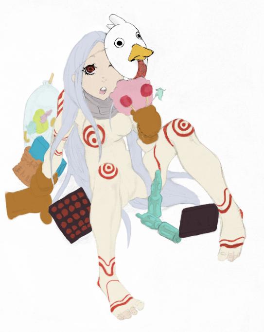Shiro en couleurs Jenny Owara