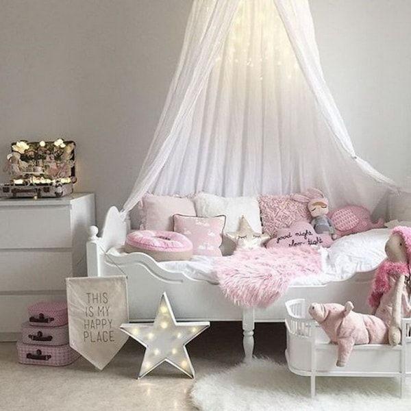 Camas para ni os camas infantiles originales muebles infantiles decoraci n infantil - Dosel para cama nina ...