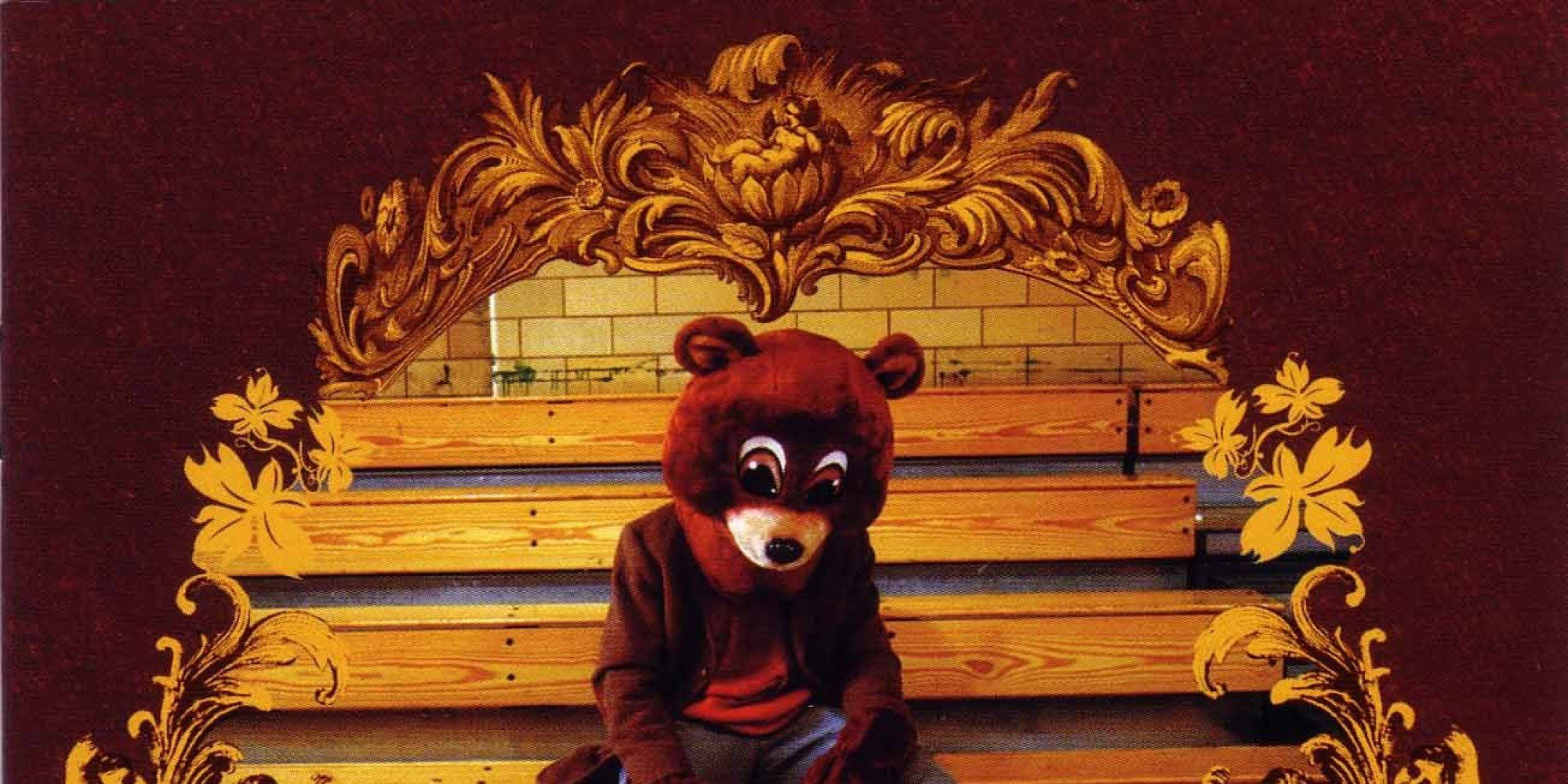 Kanye West The College Dropout Wallpapers Weneedfun Kanye West Kanye Wallpaper