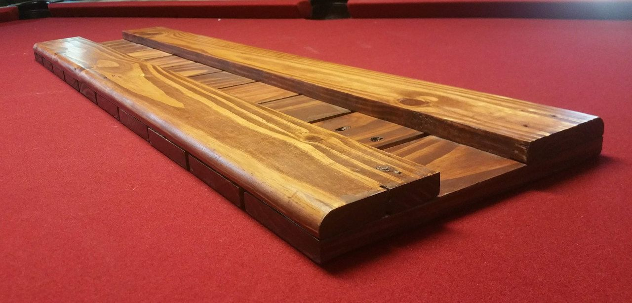 Bath Caddy Made With Reclaimed Pallet Wood/Bathtub Caddy ...