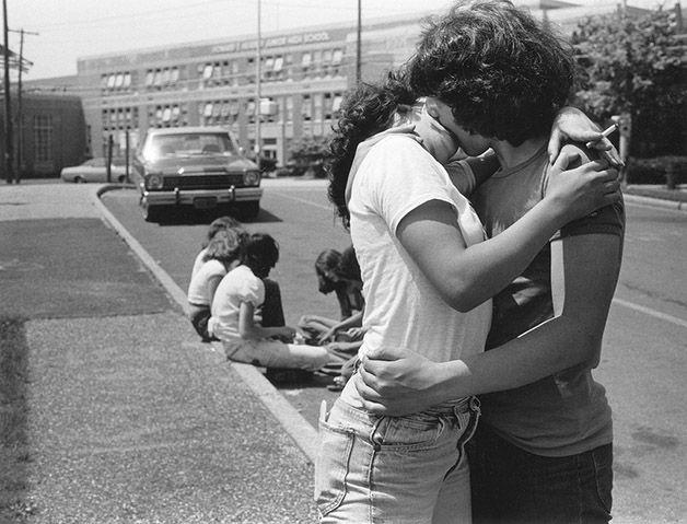 Série fotográfica sem tabus mostra como era ser jovem nos anos 70
