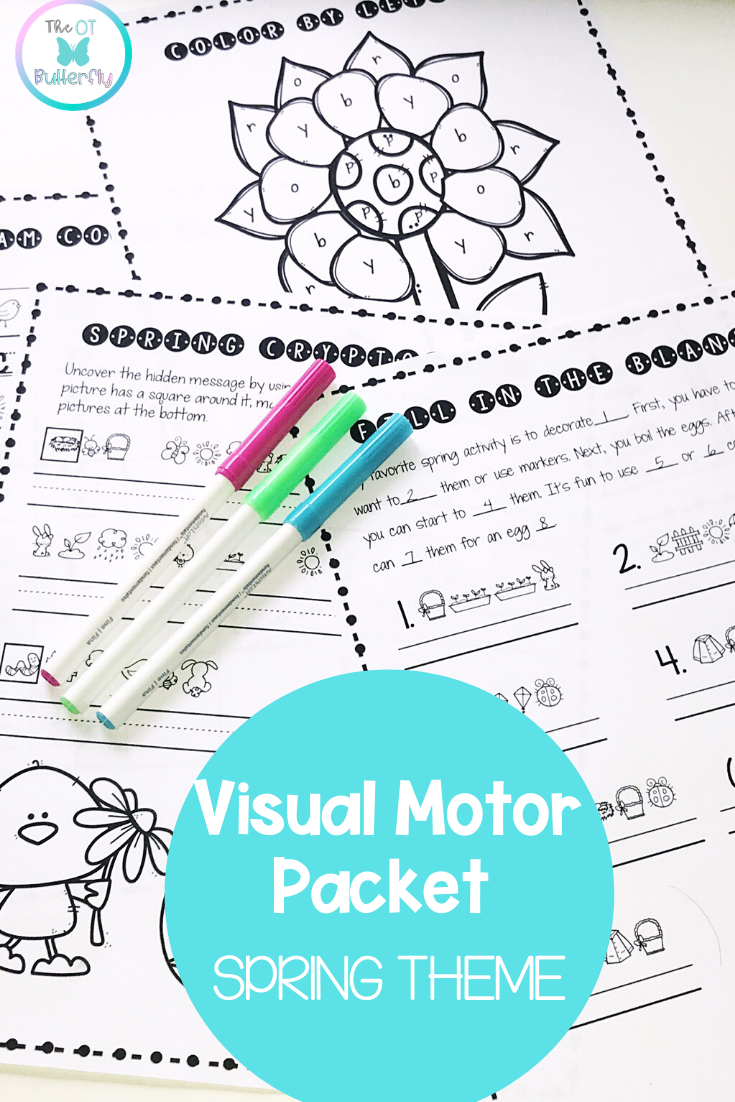 Blog The Ot Butterfly Visual Motor Activities Visual Perceptual Activities Motor Activities [ 1102 x 735 Pixel ]