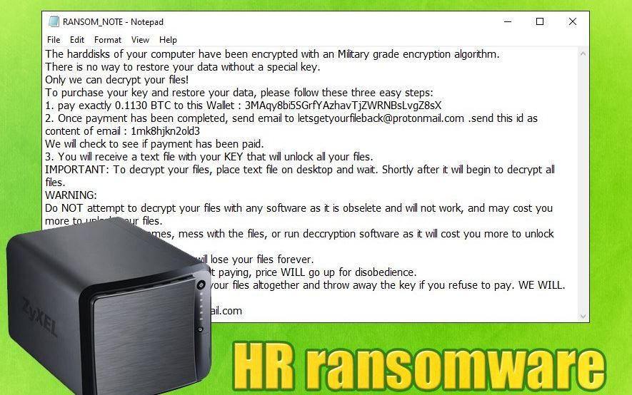 How To Remove HR ransomware from PC in 2020 Encryption