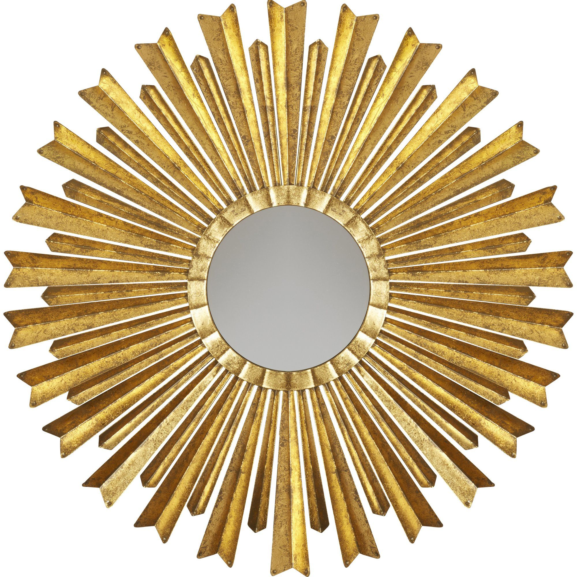 Perfect Silver Burst Wall Decor Component - All About Wallart ...