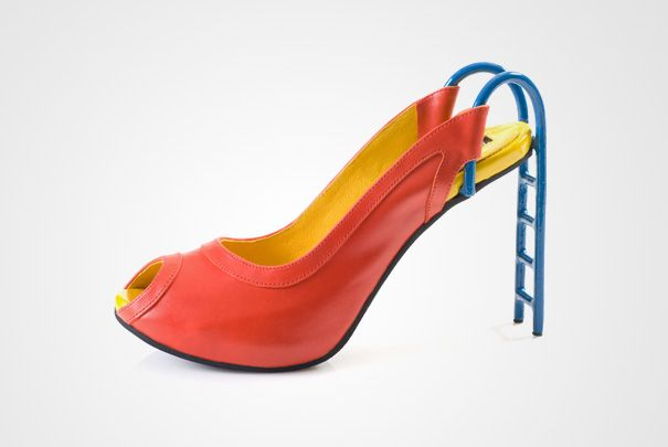 7a494e6642a Creative High Heel Designs by Kobi Levi