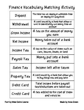 FINANCIAL LITERACY DEFINITION PDF DOWNLOAD