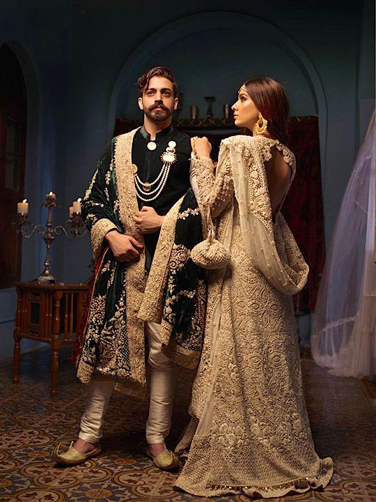Shehla Chatoor, All the Raj, Fall/Winter 2015 - High Fashion ...