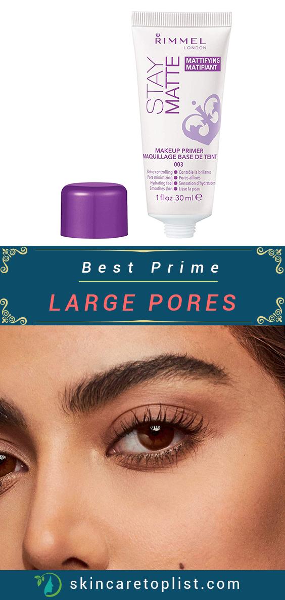 Best Primer for Large Pores in 2020 Large pores, Pore