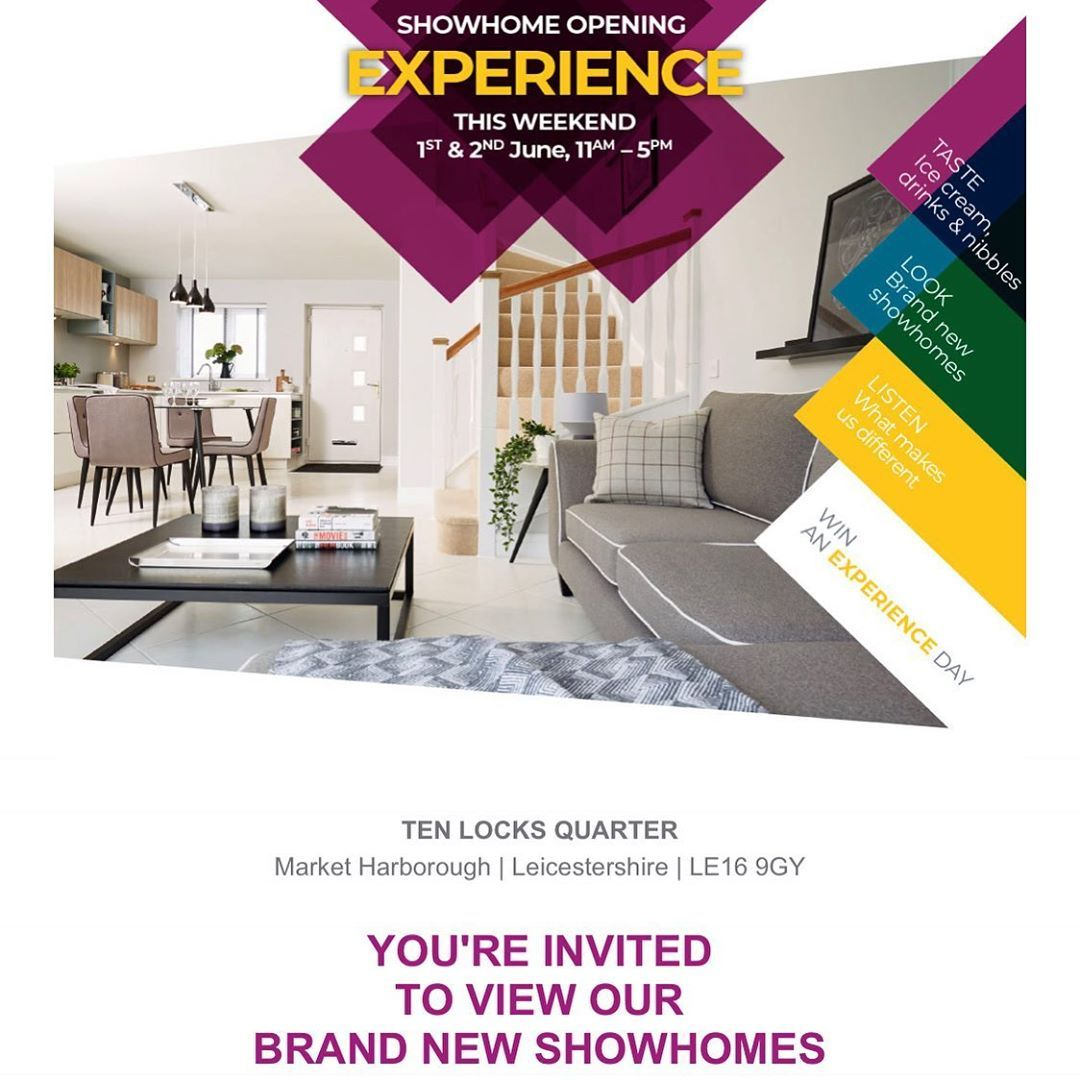 Tomorrow Sees The Launch Of Our Brand New Avant Homes Showhomes In Marketharborough Facepainting Icecreams Interio Show Home Face Painting Instagram Posts