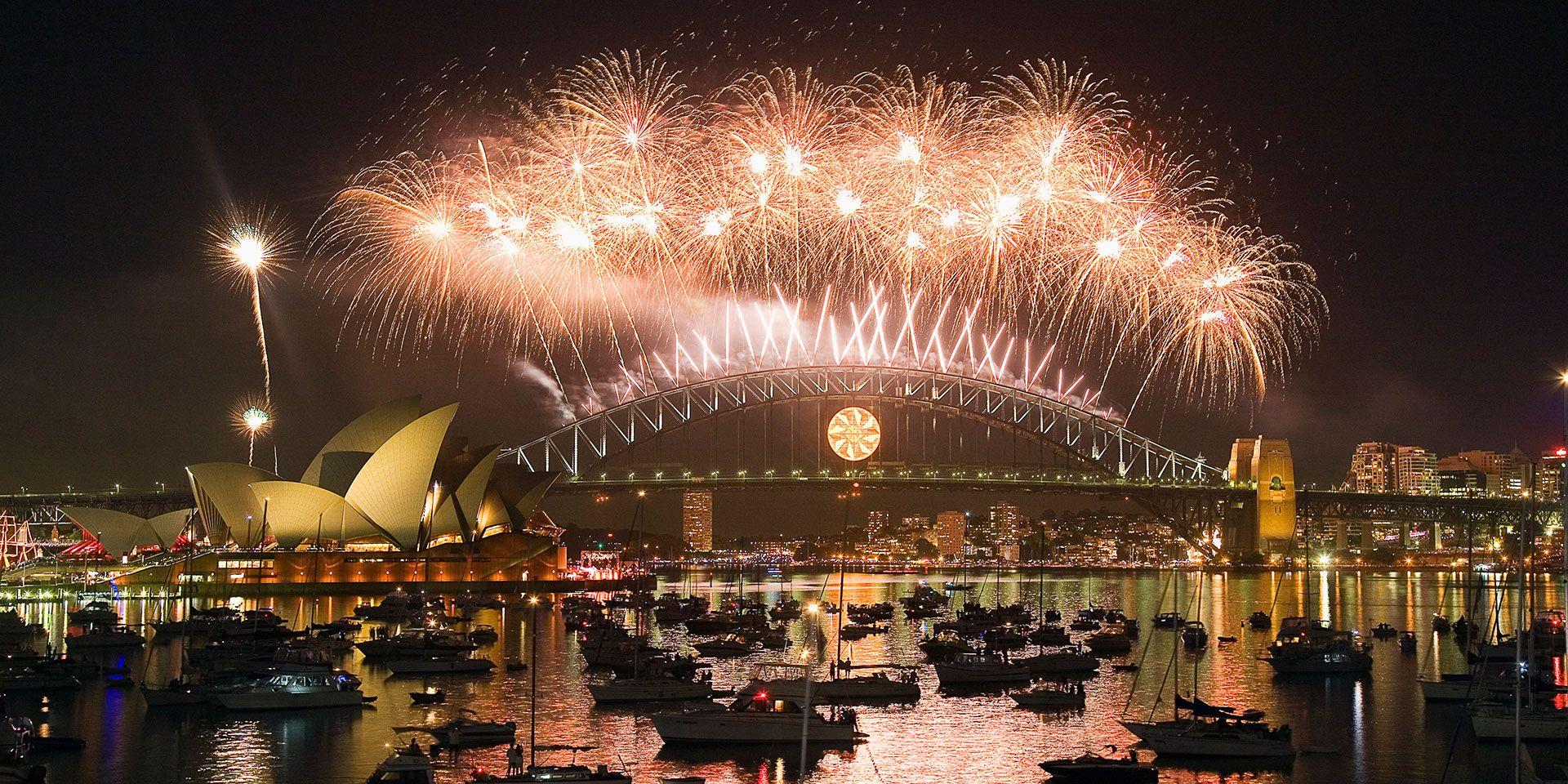 Best New Year's Eve Events Marriott Bonvoy Traveler