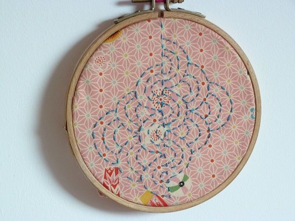 broderie inspiration chinoise