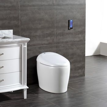 Surprising Ove Tuva Tankless Smart Toilet On No Another Remote In Uwap Interior Chair Design Uwaporg