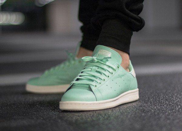Chaussure adidas Stan Smith frozen verde (verde menta) (2