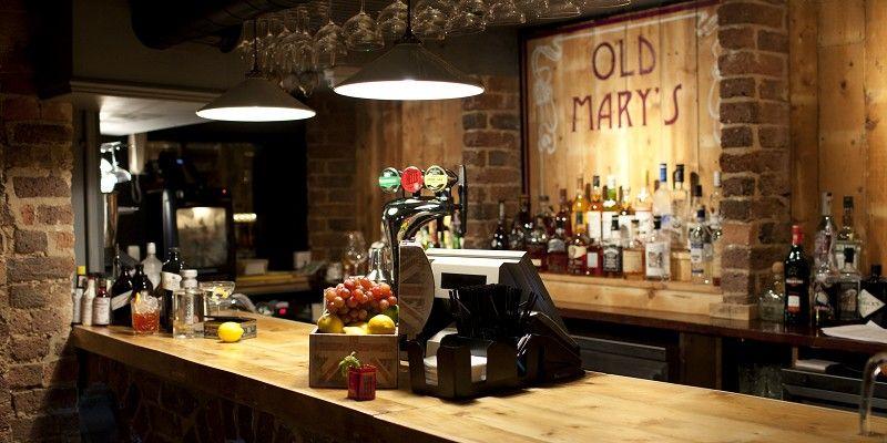 marys - a haunted secret bar in bayswater