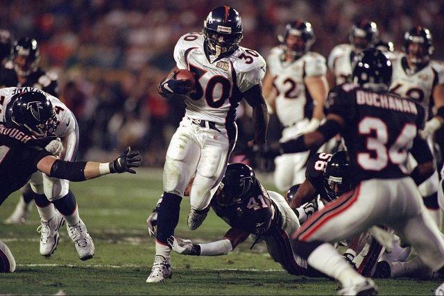 The 5 Greatest Denver Broncos Ever -Terrell Davis