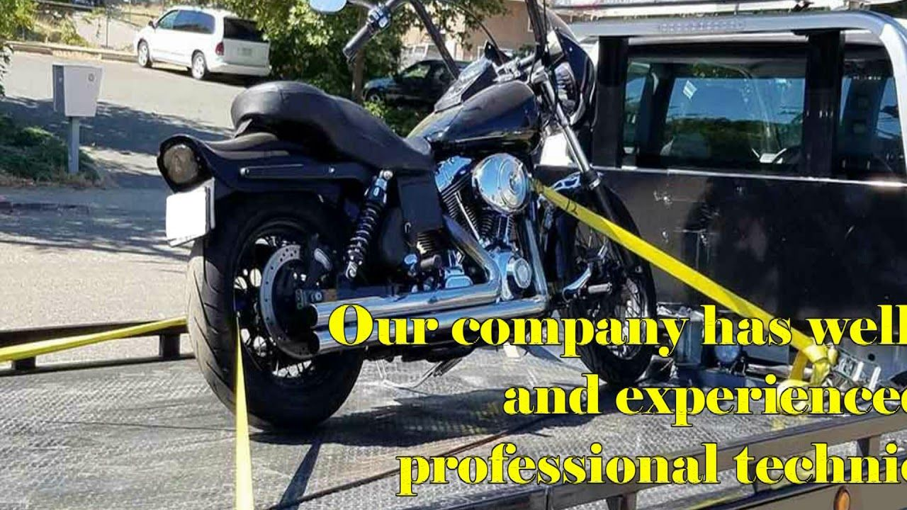 Hire professional motor cycle towing service providers in Calgary ...
