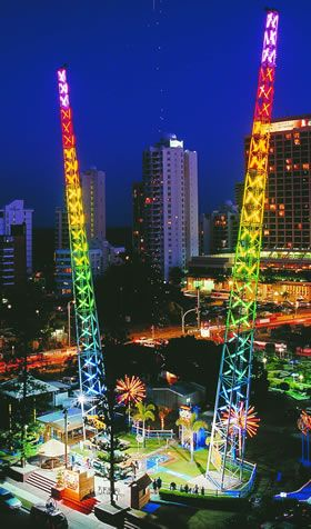 In Myrtle Beach Sc Slingshot Surfers Paradise Australia Image Courtesy Of Www Funtime Au