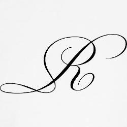 letter r laptuoso
