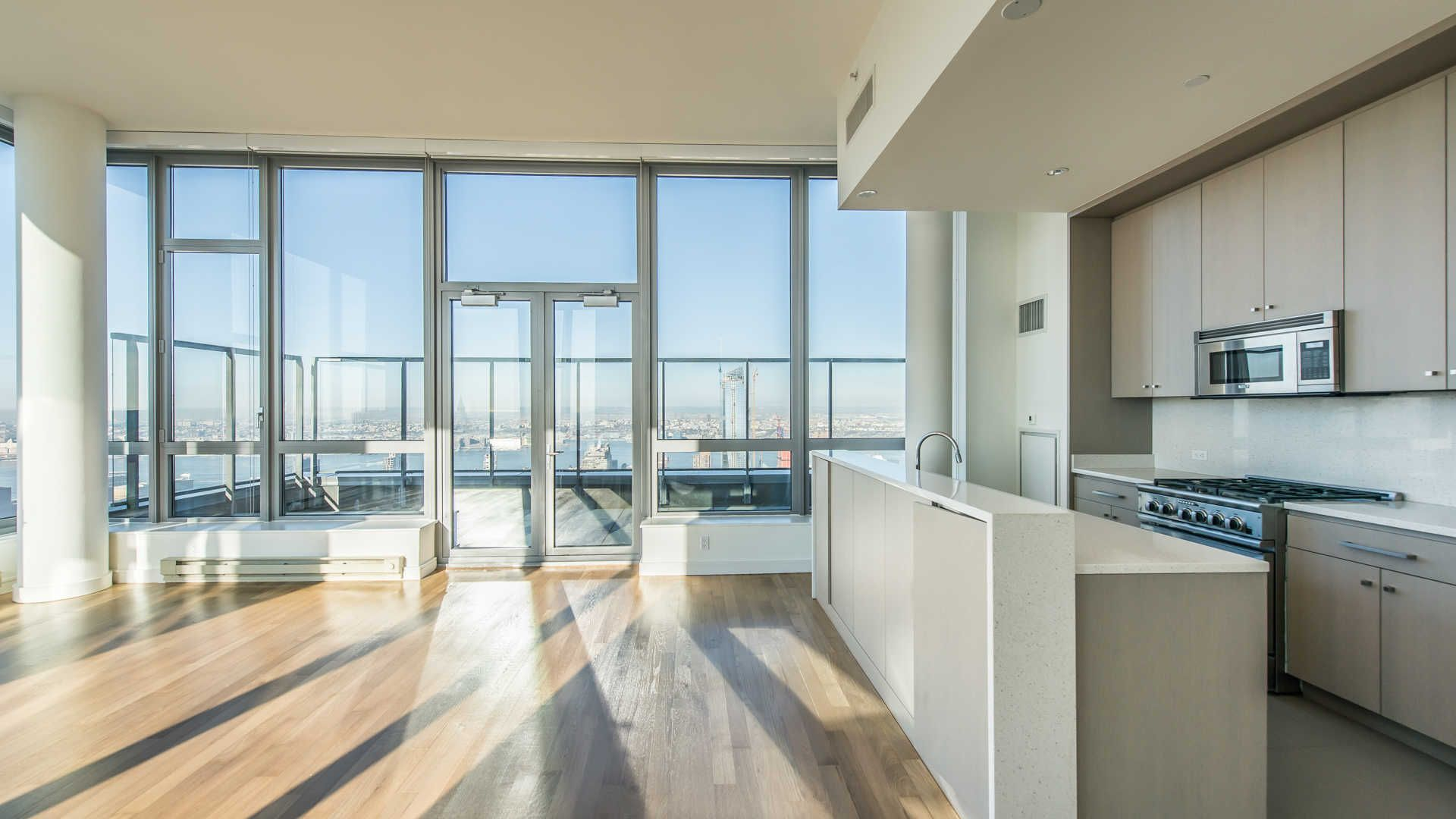 Beatrice Apartments - Kitchen and Living Room | NYC - Beatrice ...