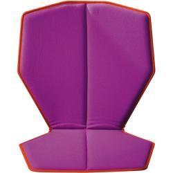 Photo of Magis Cuscini Chair One Sitz- und Rückenkissen Kvadrat Steelcut Trio hellblau Magis