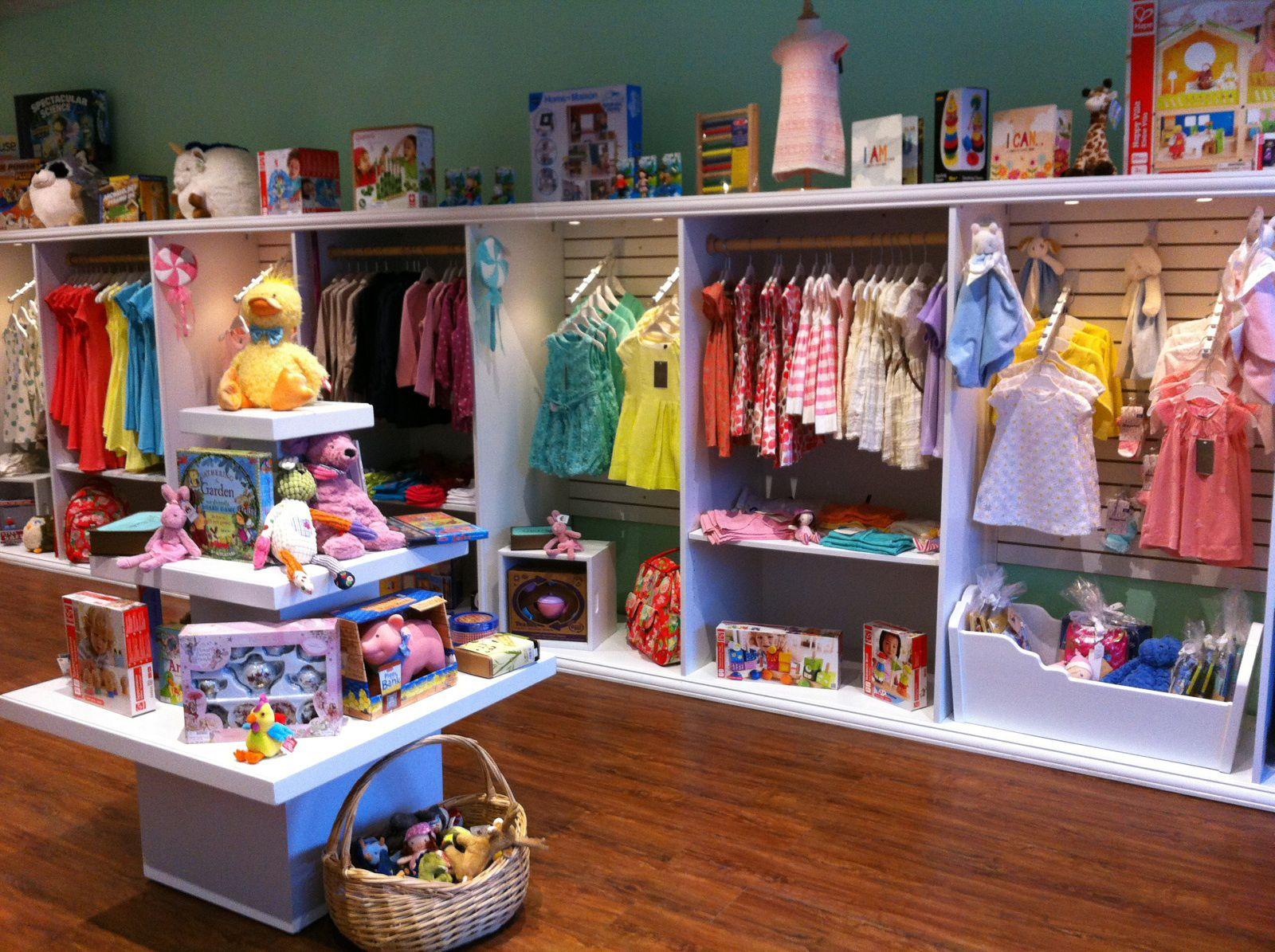 Button Tree Kids - Store 1102 Pleasant St