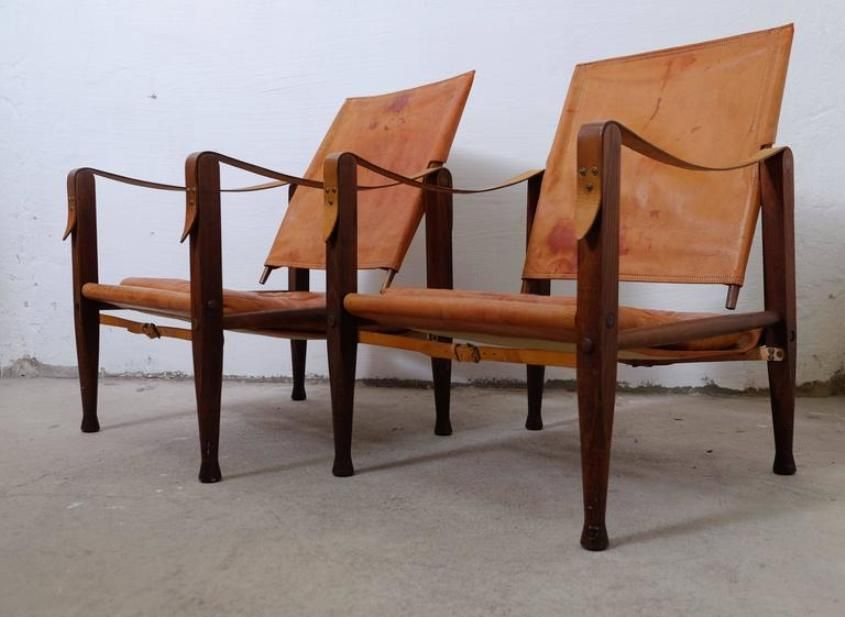 S Cdn1 Pamono P Z 1 5 155954 Juvmyjjzqh Vintage Safari Chairs By Kaare Klint For Rud Rasmussen Set Of 2 3 Jpg Pinterest