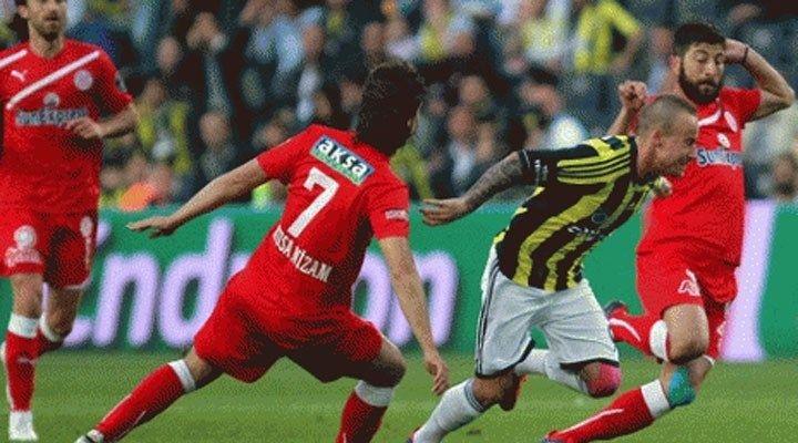 Antalyaspor Fenerbahçe Ziraat Türkiye Kupası maçı canlı izle saat kaçta hangi kanalda