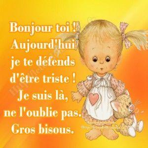 Bonjour Toi Bonjour Et Bonne Journee Bonne Journee Humour Et