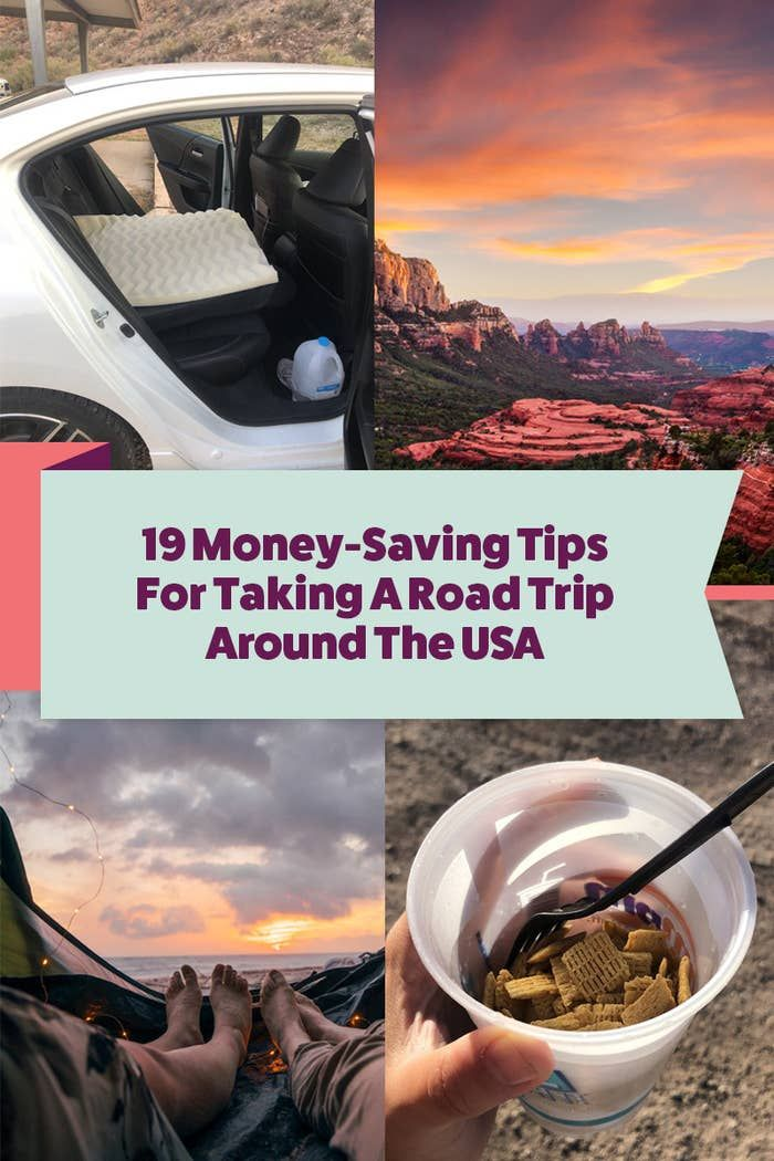 19 Tips For Anyone Who Dreams Of Road-Tripping In The USA