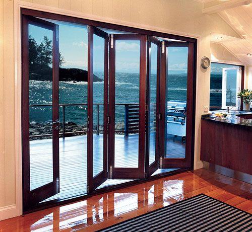 Ahhhh Replacement For Sliding Doors To Deck Folding Doors
