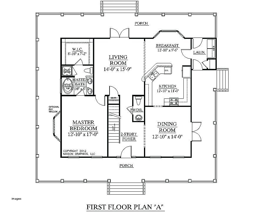 single level house plans with two master suites