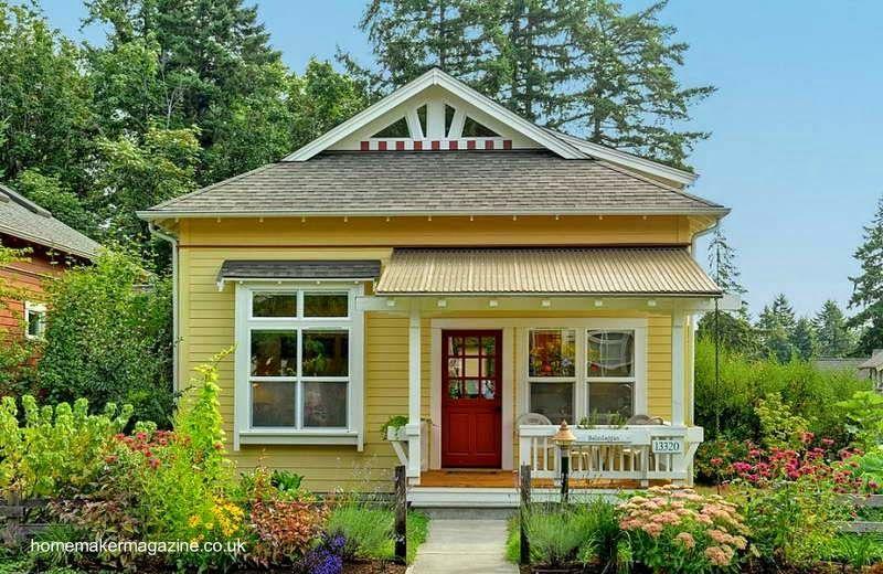fachada+de+casa+de+madera+pequeña.jpg (800×520) | Gris | Pinterest ...