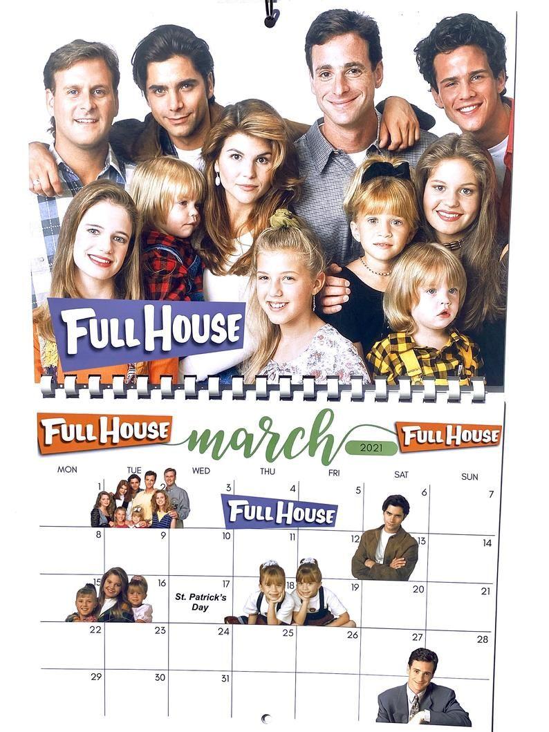 2021 House Calendar My favorite 90s TV shows 2021 Calendar | Etsy | 90s tv shows, Tv
