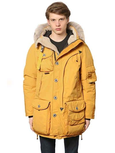 PARAJUMPERS MUSHER POLAR EQUIPMENT PARKA. #parajumpers #cloth #down jackets