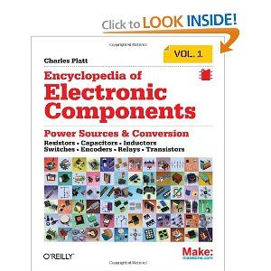 Encyclopedia Of Electronic Components Volume 1 Resistors Capacitors Inductors Switches Encoders Relays Transistor Inductors Transistors Electronic Parts