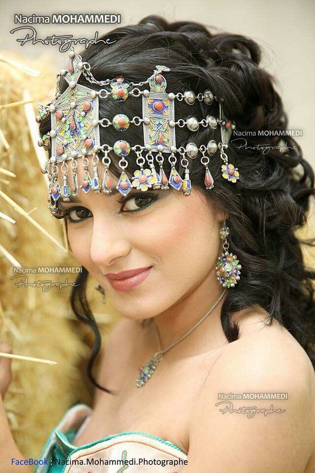 cherche belle femme kabyle)