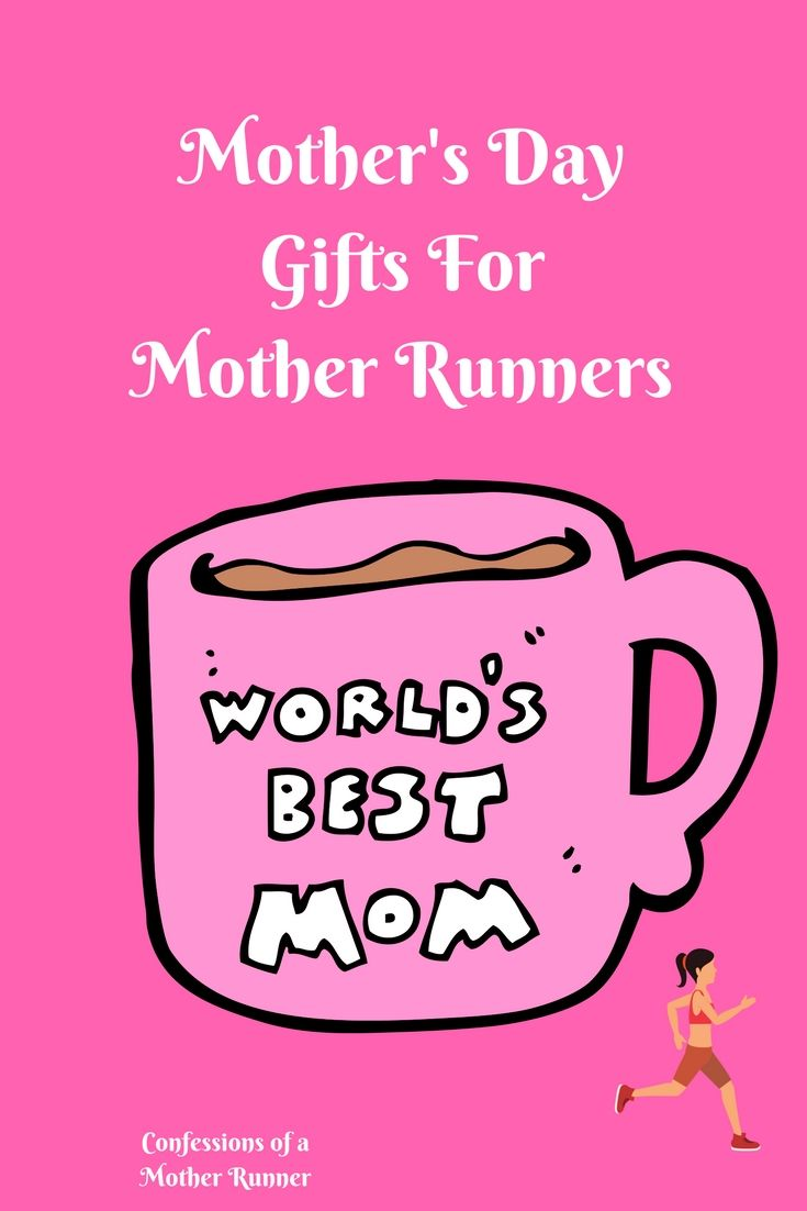 1d737ec64558 Unique and fun gifts for the mother runner in your life.Mother's Day Gifts  for Mother Runners #running #runners #motherrunners