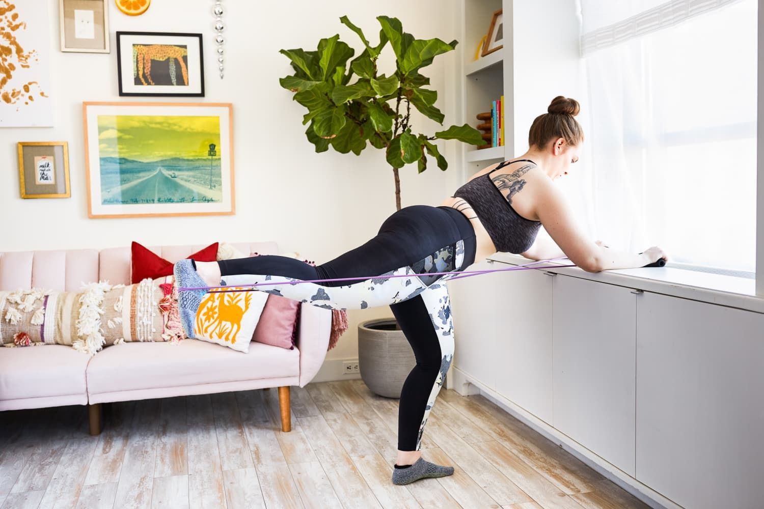 The Best Small Space-Friendly Workout Equipment You Can Easily Hide