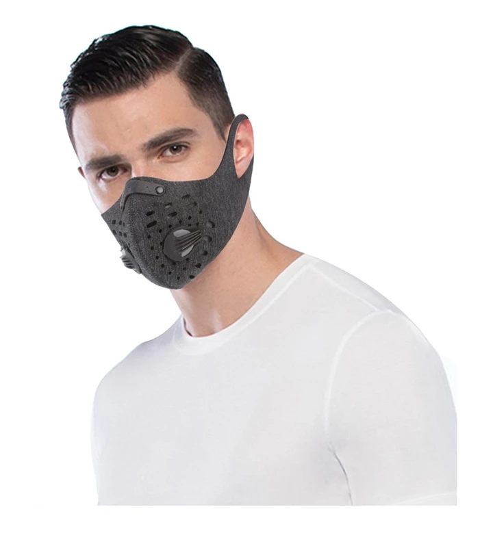 Anti Dust Face Mask With Filter Activated Carbon (Special