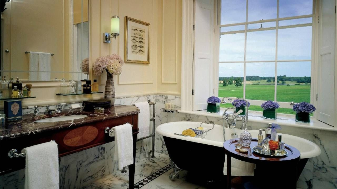 Luxury Bathrooms Hotels bathrooms | inviting home inspired | gorgeous bathroom with
