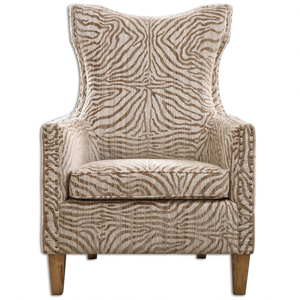 Zebra print arm chair office furniture for home check more at