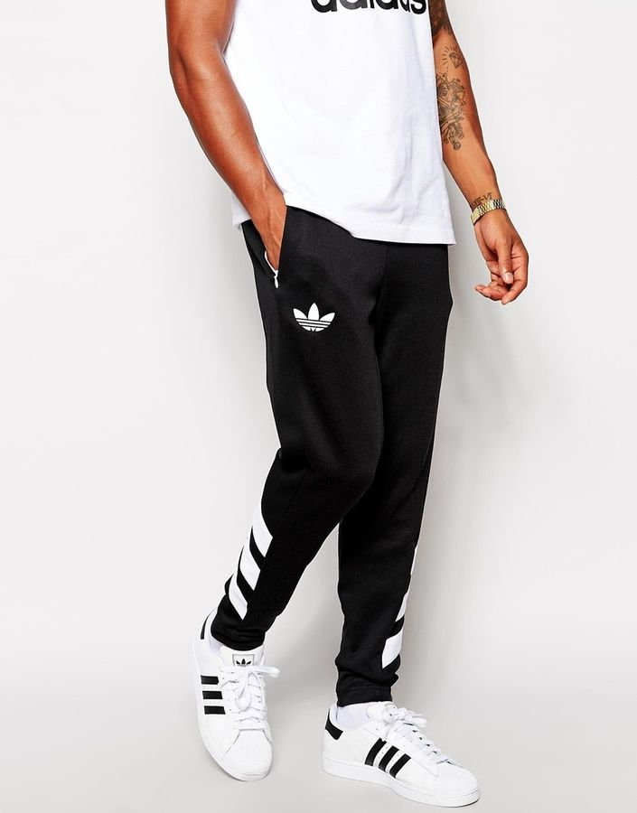 Adidas Originals Skinny Joggers - Click link for product details :)