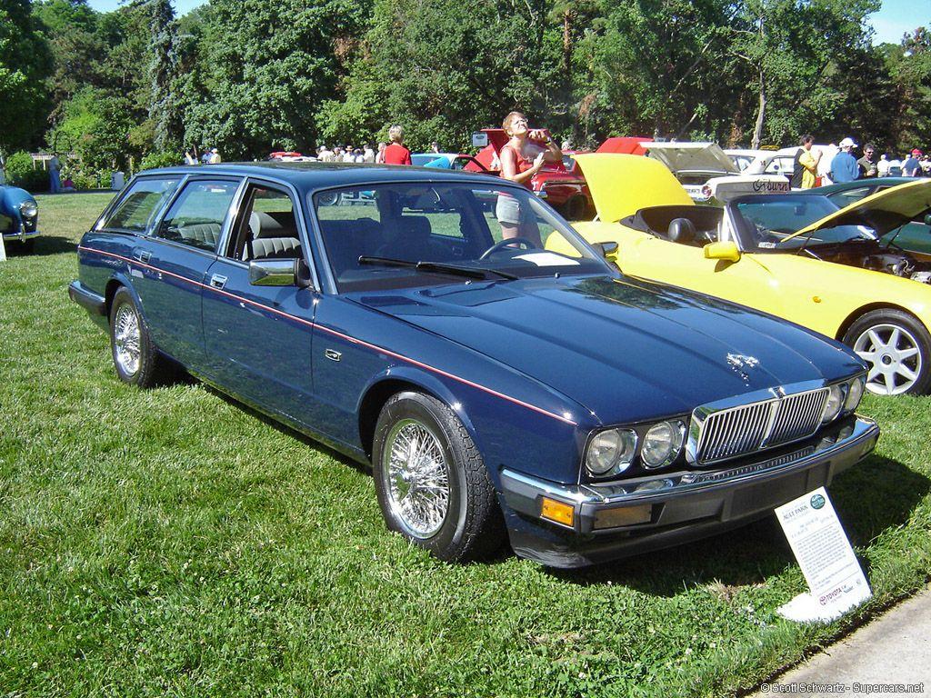 Jaguar Xj6 Estate By Humberstone Automobile Shooting