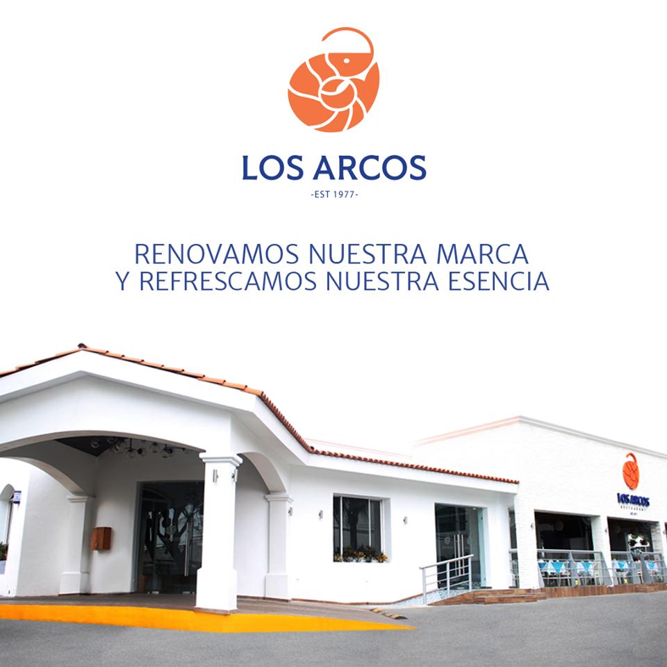 Conoce nuestra nueva imagen! #LosArcos #Restaurant #Marisco #Seafood ...