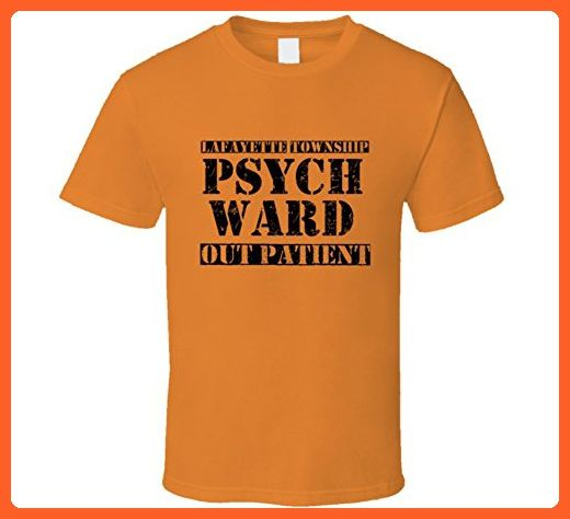 Lafayette Township New Jersey Psych Ward Funny Halloween City ...