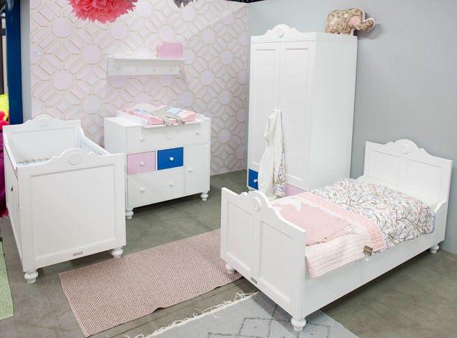 Babykamer Bopita Ideeen : Bopita babykamer venicede babykamer venice is een liefelijke en
