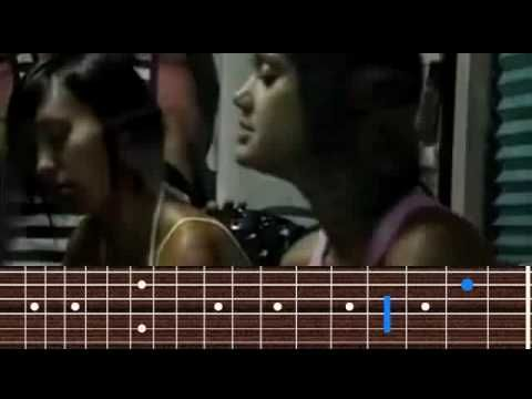 Meg And Dia Monster Guitar Chords Youtube Guitarra Pinterest