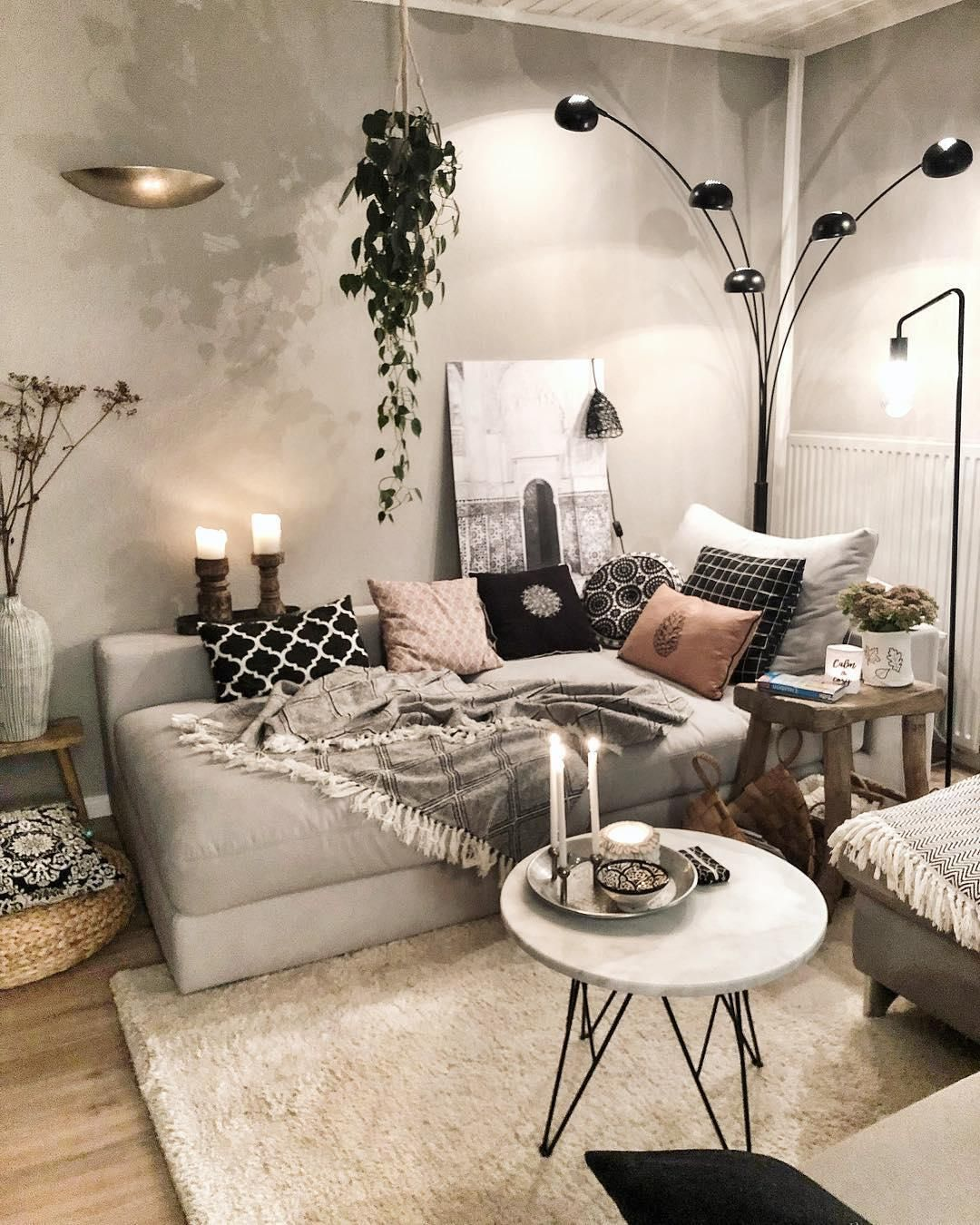 teppich wohnzimmer  Interior design living room warm, Interior